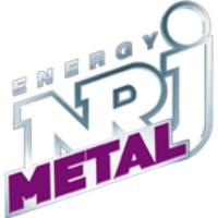 Logo of radio station ENERGY Metal