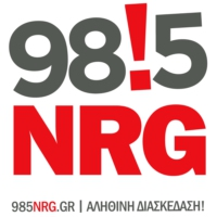 Logo of radio station NRG 98.5