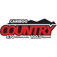 Logo de la radio CKCQ Country 100.3