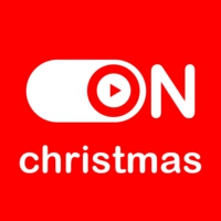 "Logo of radio station ""ON Christmas"""