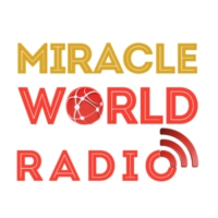 Logo of radio station Miracle World Radio