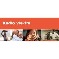 Logo of radio station Radio Vie-fm