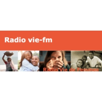 Logo of radio station Radio Vie-fm