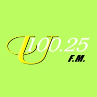 Logo of radio station UFM 100.25