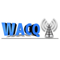 Logo of radio station WACQ Radio