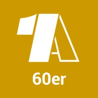 Logo de la radio - 1A 60er -