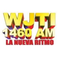 Logo of radio station WJTI 1460 AM