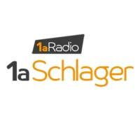 Logo of radio station 1a Schlager von 1a Radio