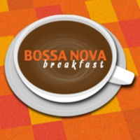 Logo of radio station Bossa Nova Breakfast
