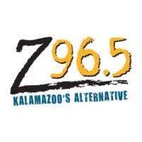 Logo de la radio WZOX Z965FM Kalamazoo