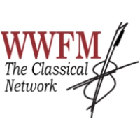 Logo of radio station WWFM The Classical Network