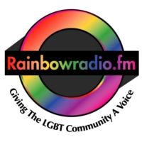 Logo of radio station Rainbow Radio FM