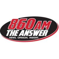 Logo of radio station KTRB AM 860 The Answer