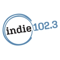 Logo of radio station CPR's Indie 102.3