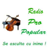 Logo of radio station Radio Pro Popular