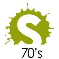 Logo of radio station 1 HITS 70s