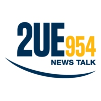 Logo of radio station 2UE - 953 AM