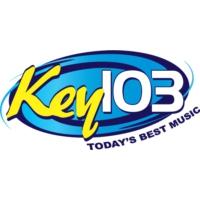 Logo de la radio WAFY - Key 103
