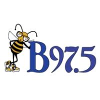Logo of radio station WJXB - B97.5