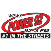 Logo of radio station WPWX 92 FM