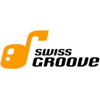 Logo of radio station SwissGroove
