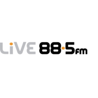 Logo of radio station LiVE 88.5