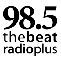 Logo of radio station The Beats Radio Plus 98.5