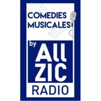 Logo of radio station Allzic Radio COMEDIES MUSICALES
