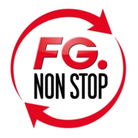 Logo of radio station FG NON STOP