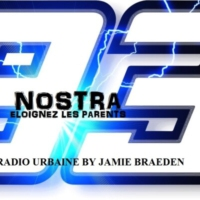 Logo of radio station NOSTRA 93