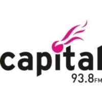 Logo of radio station Capital Radio 93.8