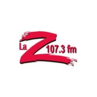 Logo de la radio XEQR La Z 107.3 FM