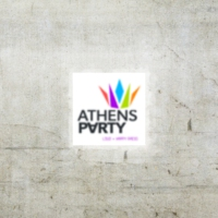 Logo de la radio Athens Party