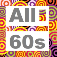 Logo of radio station All 60s Radio