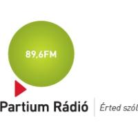 Logo of radio station Partium Radio