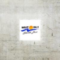 Logo of radio station WSJT 98 FM