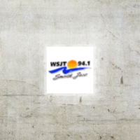 Logo of radio station WSJT 98 FM