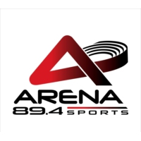 Logo of radio station Arena FM 89.4