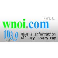 Logo de la radio WNOI 104 FM