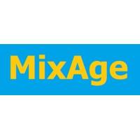 Logo of radio station MixAge
