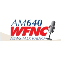 Logo of radio station WFNC 640