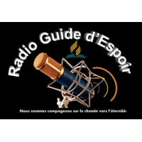 Logo of radio station Radio Guide d'Espoir