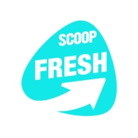 Logo of radio station SCOOP Fresh
