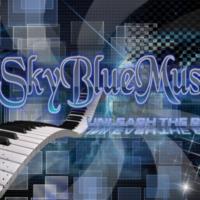 Logo of radio station SkyBlueMusic