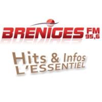 Logo de la radio Bréniges FM