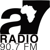 Logo of radio station Africa7radio