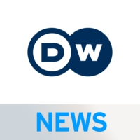 Logo of radio station Deutsche Welle English