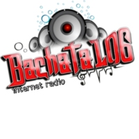 Logo of radio station bachata 106