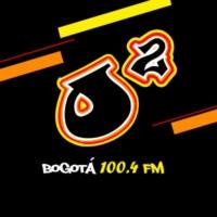 Logo de la radio Oxígeno Bogotá FM