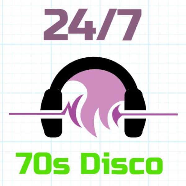 24/7 - 70s Disco live - Listen to online radio and 24/7 - 70s Disco
